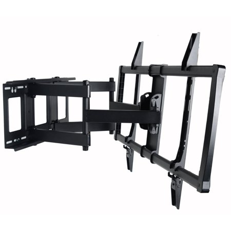 VideoSecu Full Motion Heavy Duty TV Wall Mount for Samsung Most 60 65 75 78
