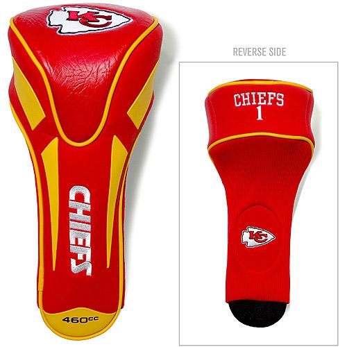 Team Golf NFL Kansas City Chiefs Single Apex Driver Head Cover