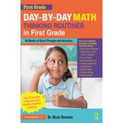 Day-by-Day Math Thinking Routines in First Grade - eBook