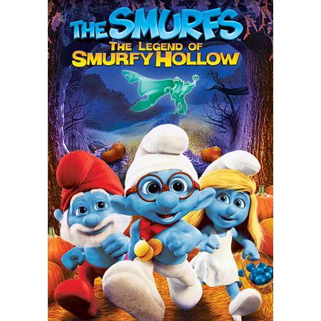 The Smurfs: The Legend of Smurfy Hollow [Short] (Vudu Digital Video on (The Smurfs The Legend Of Smurfy Hollow 2013)