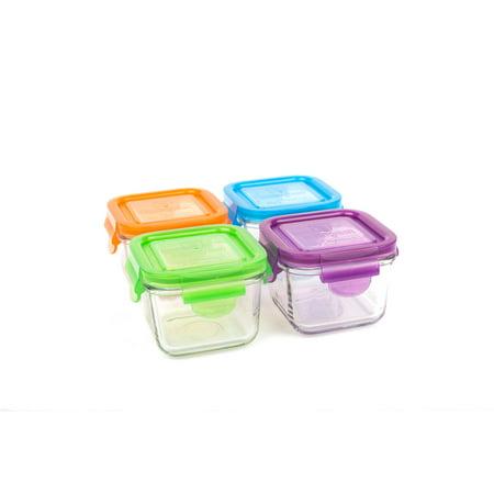 Wean Green Snack Cubes Garden Pack