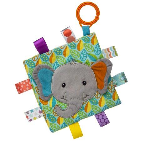 Taggies Crinkle Me Infant Toy, Little Leaf Elephant Taggies Crinkle Me Infant Toy, Little Leaf Elephant