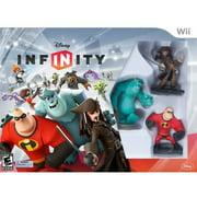 Disney Infinity Starter Kit (Wii)