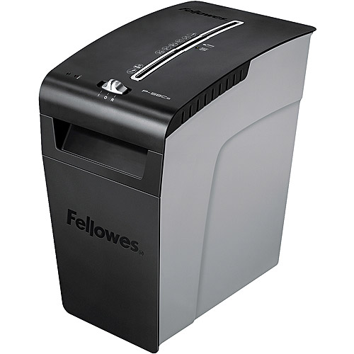 Fellowes 9-Sheet Cross-Cut Shredder, P-58Cs