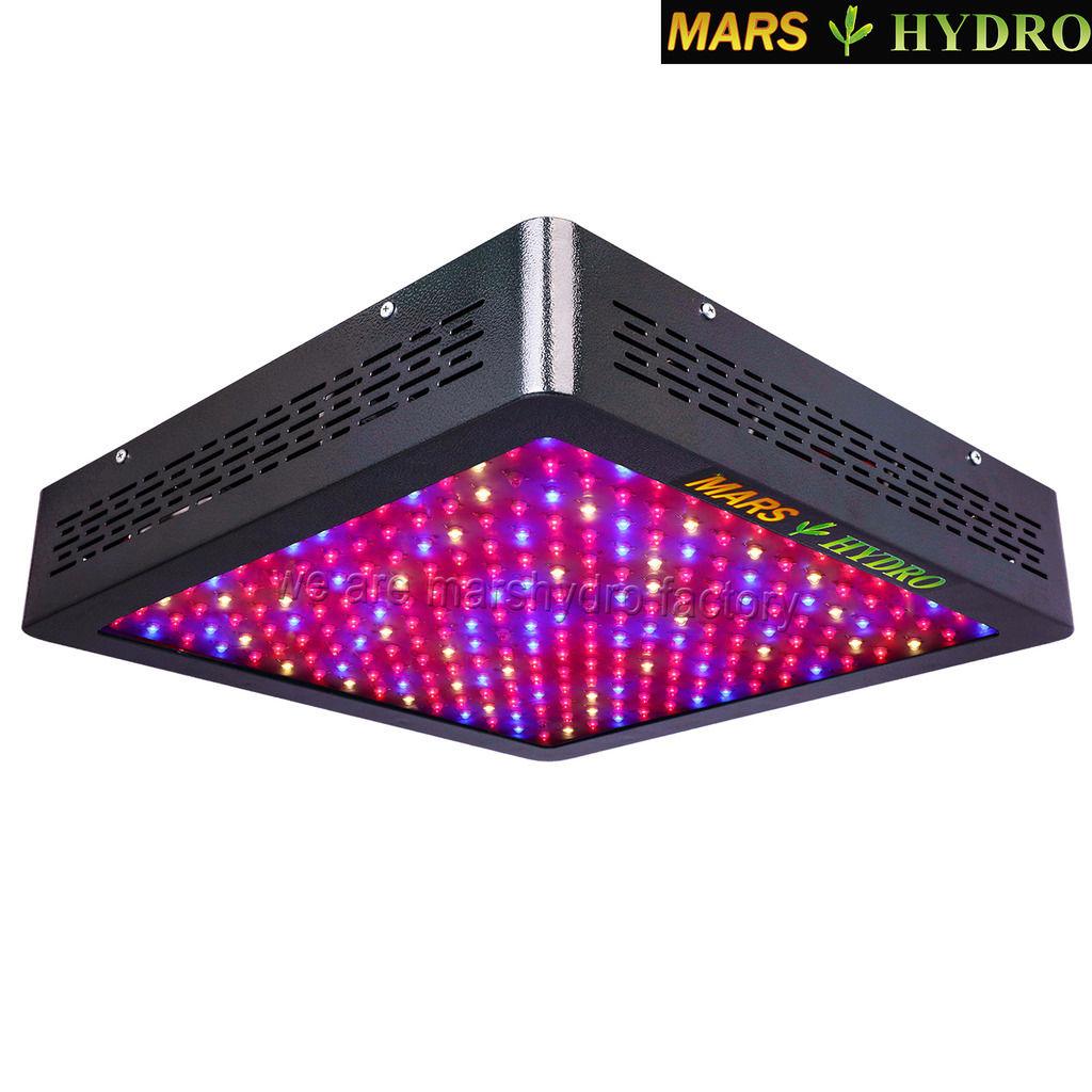 Mars II 1200W Plant Grow Light LED Bulb Indoor Hydroponic...