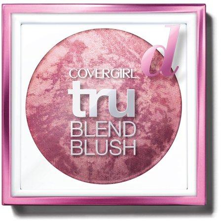 Bush Rose (Covergirl truBlend Blush, Deep Rose, .1 oz )