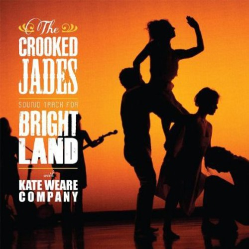 Crooked Jades - Bright Land [CD]