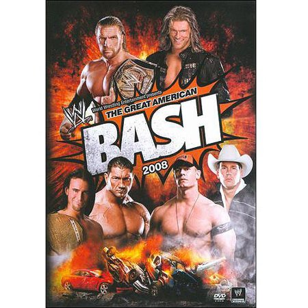 WWE: The Great American Bash 2008 (Full Frame)