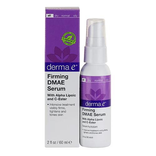 Derma-E Firming DMAE Serum with Alpha Lipoic and C-Ester, 2 Oz