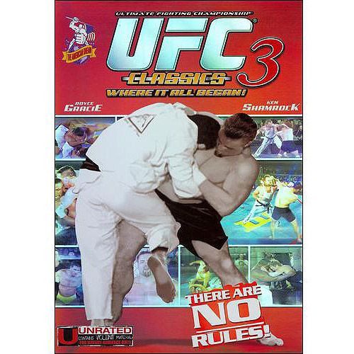 Ultimate Fighting Championship Classics, Vol. 3 (Full Frame)