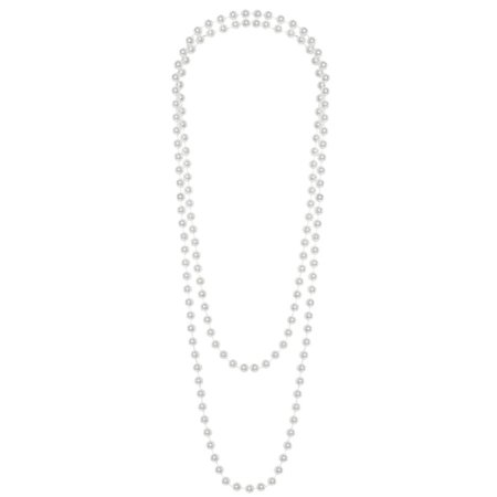 - Faux Pearl Necklace Costume Accessory