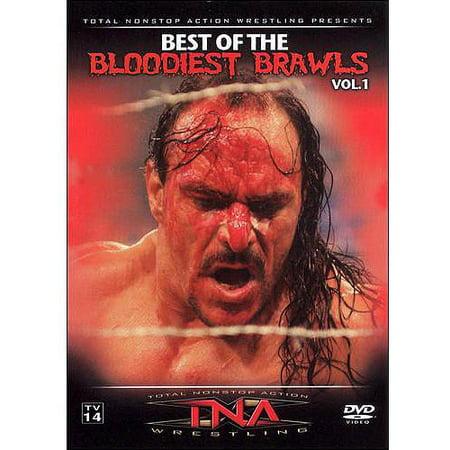 Total Nonstop Action Wrestling: Best Of The Bloodiest Brawls, Vol.