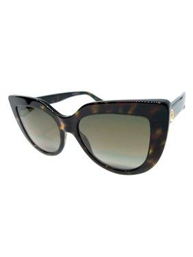 5ab964125e3 Product Image GUCCI GG0164S 002 Havana Cateye Sunglasses