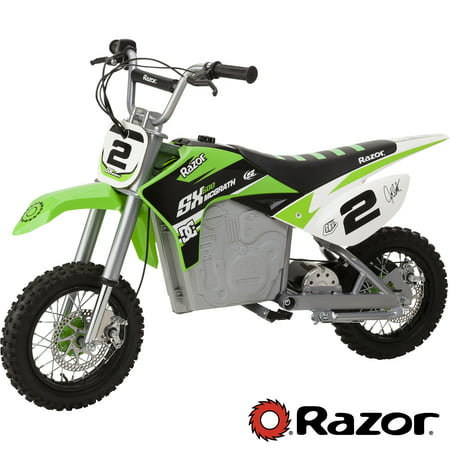 Razor Dirt Rocket SX500 McGrath (Dirt Bike 100 Dollars)