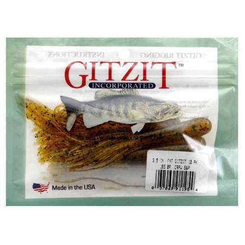 Gitzit Fat Tube Lure