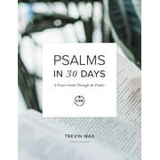 Psalms in 30 Days - eBook