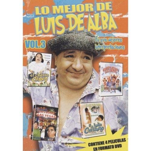 Lo Mejor De Luis Del Alba, Vol. 3 (Spanish) (Full Frame)
