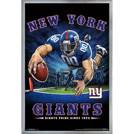 New York Giants - End Zone 17 - Walmart.com 7eca86f37