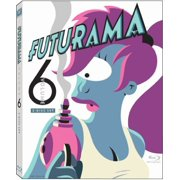 Futurama: Volume 6 (Blu-ray) (Widescreen) by NEWS CORPORATION