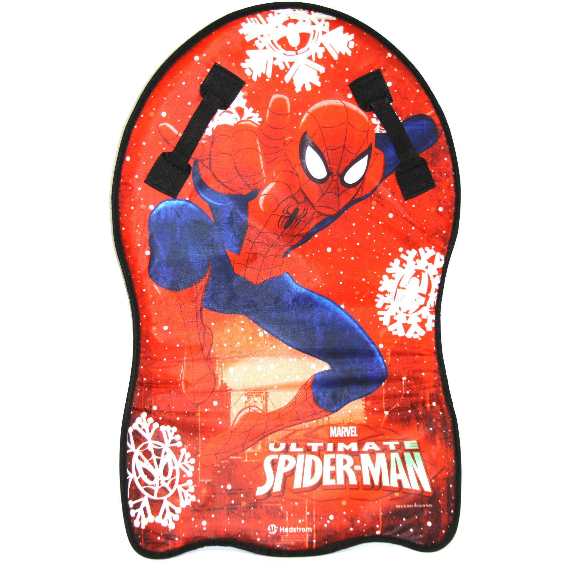"Ultimate Spiderman 33"" Shaped Snow Speedster"