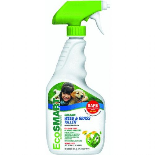 ECOLOGIC WEED AND GRASS KILLER READY TO USE 8 CT.