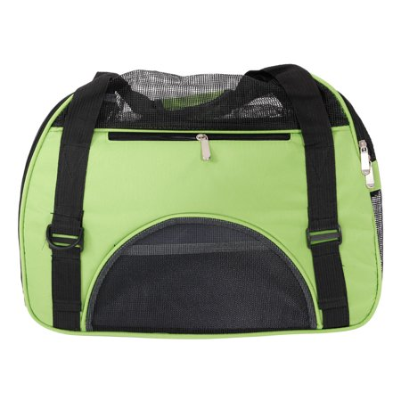 Ktaxon Hollow-out Portable Breathable Waterproof Comfort Pet Handbag L Green - image 5 of 7