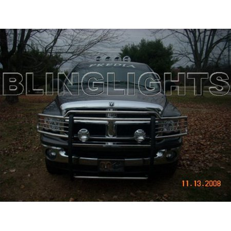 Dodge Ram 1500 Off Road Per Bar Auxilliary Driving Lights Kit