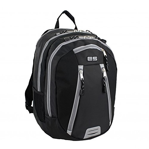 ABSOLUTE SPORT BACKPACK 4 Book Backpack with Laptop pocket, 4 Book capacity-plenty of room By Eastsport by