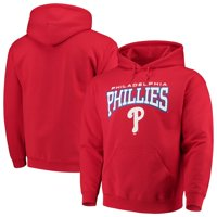 Philadelphia Phillies Stitches Team Pullover Hoodie - Red
