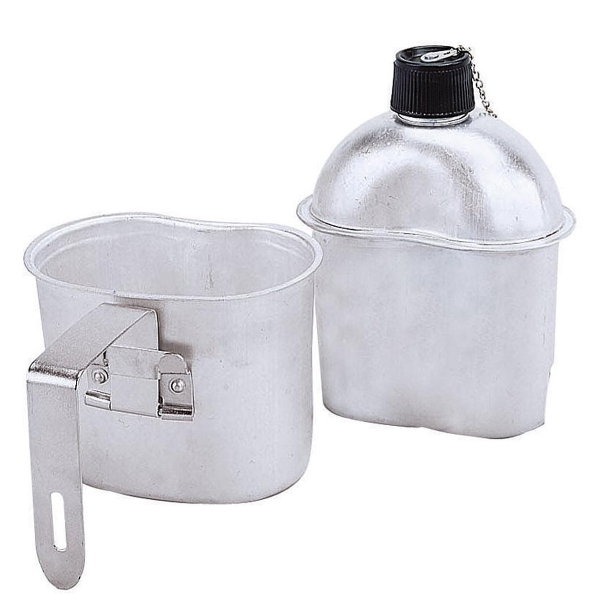 G.I. Style Aluminum Canteen Cup