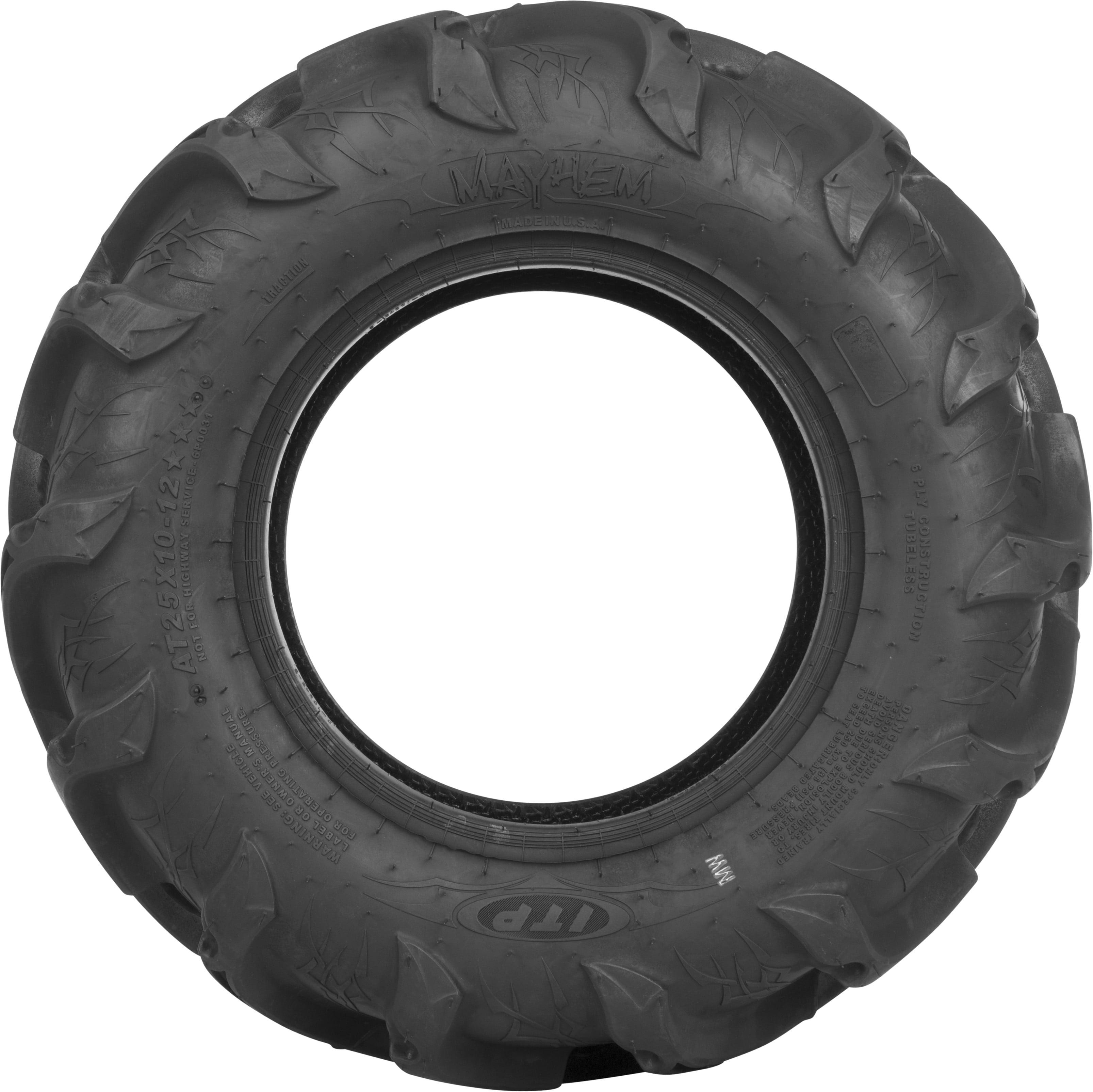 I.T.P. Mayhem Tire 25x10x12 Rear 6P0031 ITP
