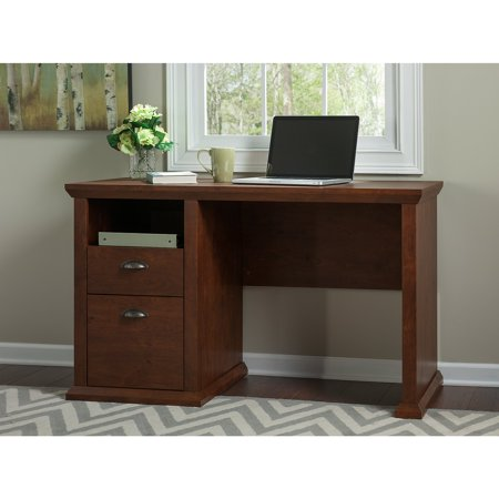 Bush Furniture Yorktown Home Office Desk in Antique
