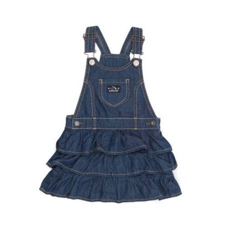 06cc643a76 Jordache - Toddler Girl Basic Denim Skirt-All - Walmart.com