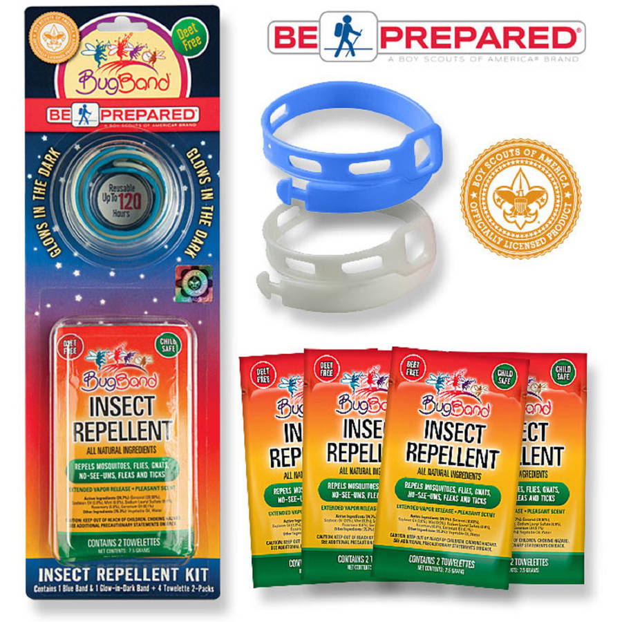 BugBand Boy Scouts of America Kit