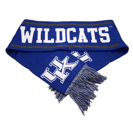 Layer Scarf - University of Kentucky Double Layer Knit Scarf