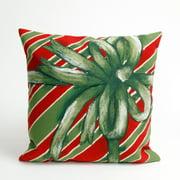 Liora Manne Gift Box Indoor / Outdoor Throw Pillow