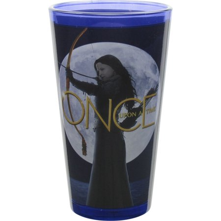 pint glass - once upon a time - snow white new