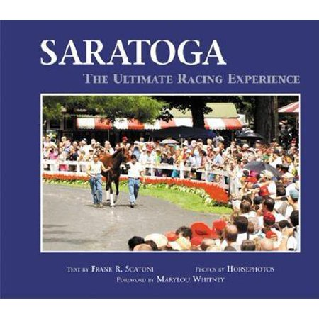 (Saratoga : The Ultimate Racing Experience)