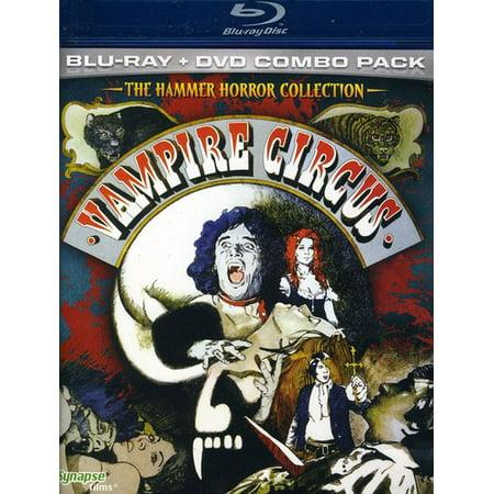Vampire Circus (Blu-ray + DVD)](Evil Circus Ringmaster)