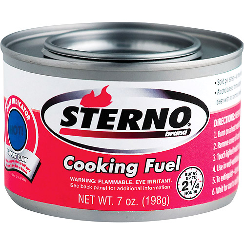 Sterno 7-oz. Cooking Fuel, 6-Pack