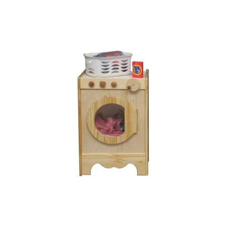 kid 39 s washing machine natural. Black Bedroom Furniture Sets. Home Design Ideas