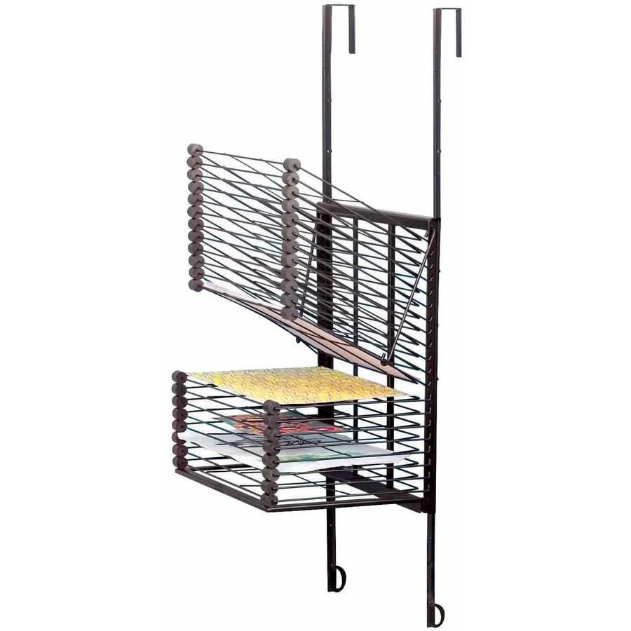Sax Over-the-Door Drying Rack, 20 Shelves