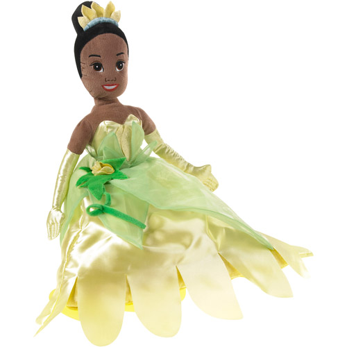 Princess Tiana Bedding Disney Princess Tiana Cuddle Pillow - Walmart.com
