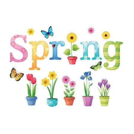 Spring Flower Decorative Removable Outdoor Garage Door Magnets - Happy Halloween Garage Door Magnets