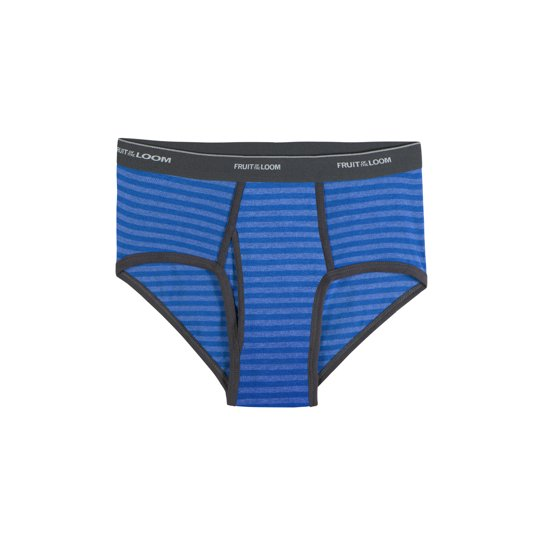 f84c2eacc37c Fruit of the Loom - Men's Dual Defense Stripe/Solid Fashion Briefs ...