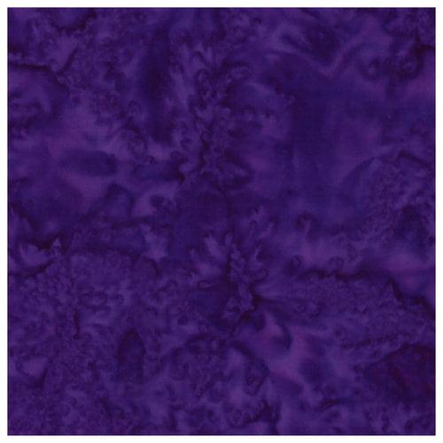 Purple Batik.