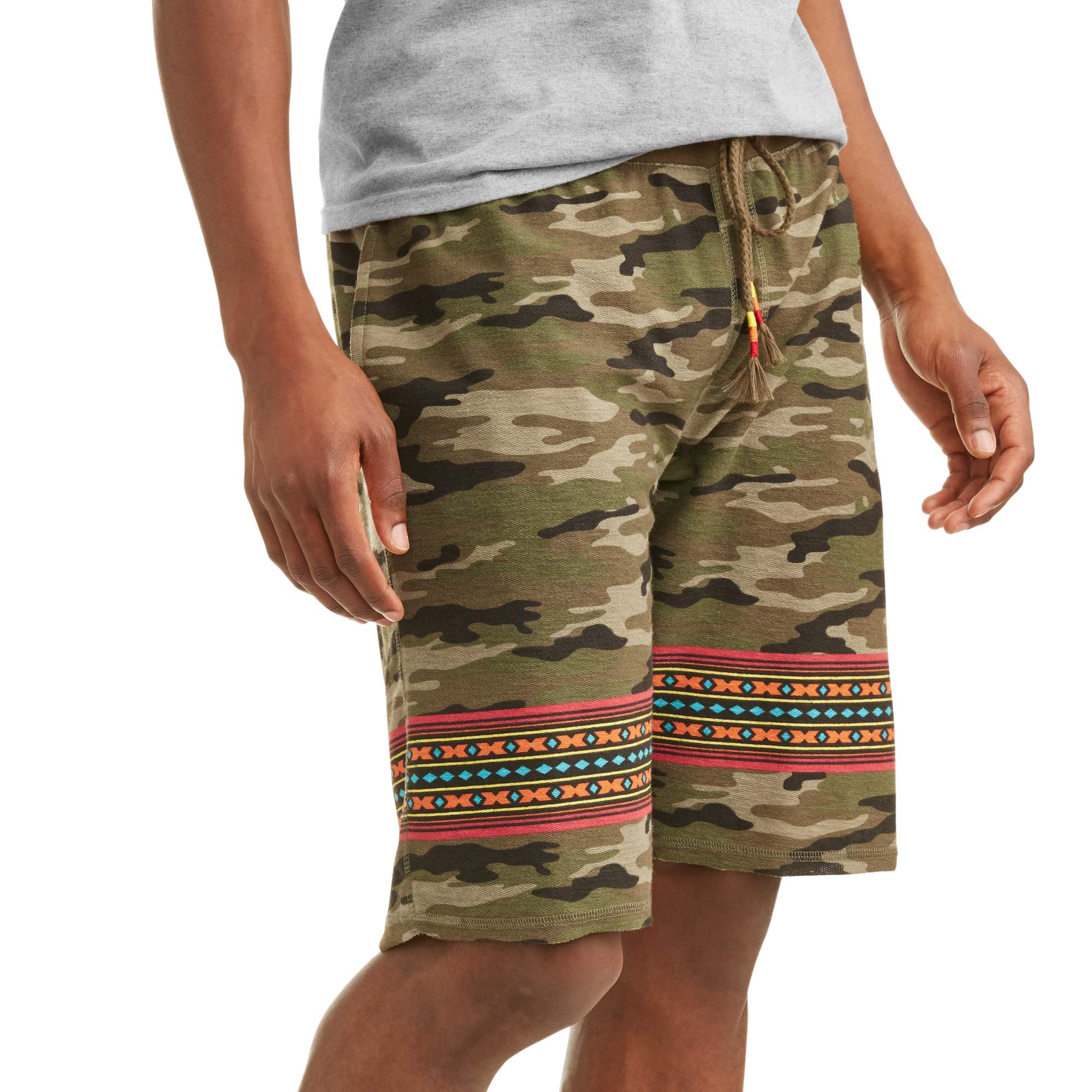 TOP DRAWER MENS LOUNGE SHORTS EL CAPITAN