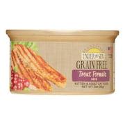 Under The Sun Grain-Free Trout Wet Cat Food, 3 Oz