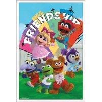 Muppet Babies - Friendship Poster
