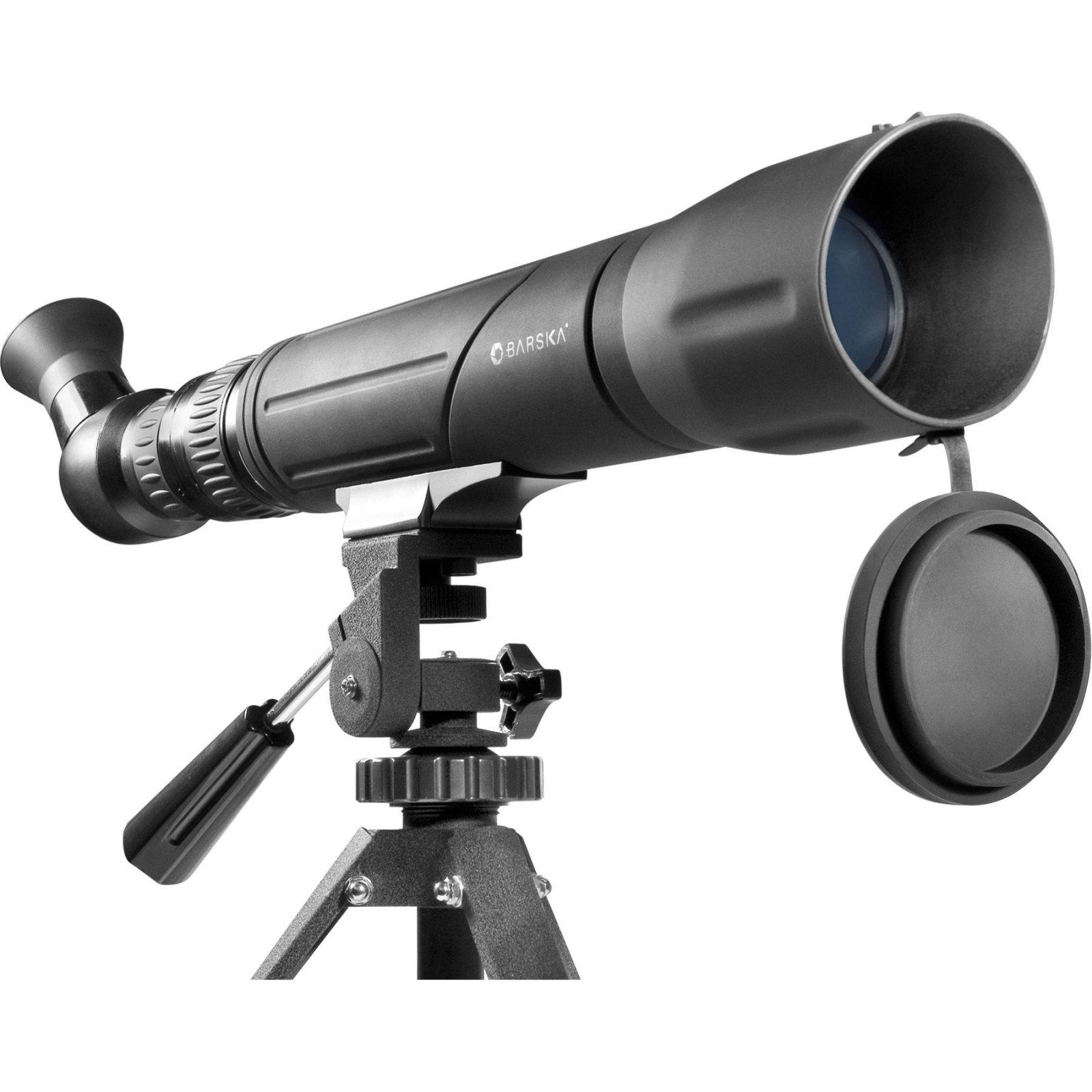 Barska 20-60x60 Spotter SV Spotting Scope with Tripod and Case